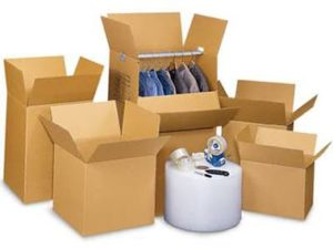 Removal Packing Services London