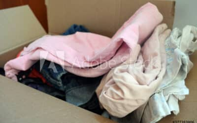 A guide to packing clothes when moving house